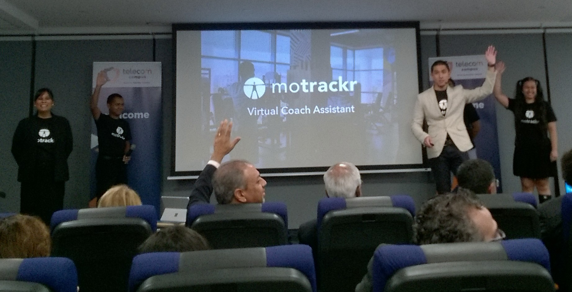 motrackr - Virtual Coach Assistant