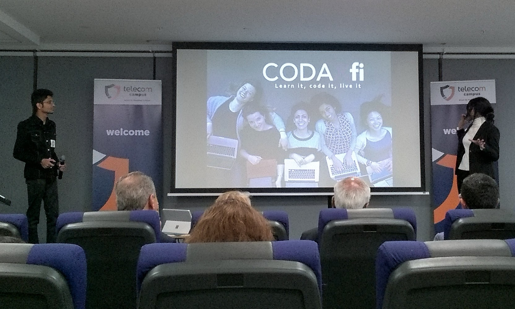 CodaxFi - Learn it, code it, live it: Connecting platform empowering women and girls in coding