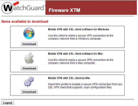 Connecting Linux to WatchGuard Firebox SSL (OpenVPN client)