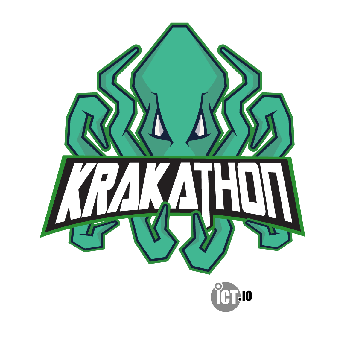 The Krakathon is like a hackathon but with a Kraken and a treasure!
